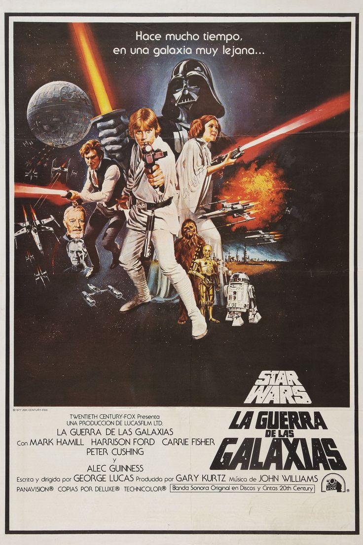Star Wars. Episodio IV: Una nueva Esperanza - Star Wars. Episode IV: A New Hope