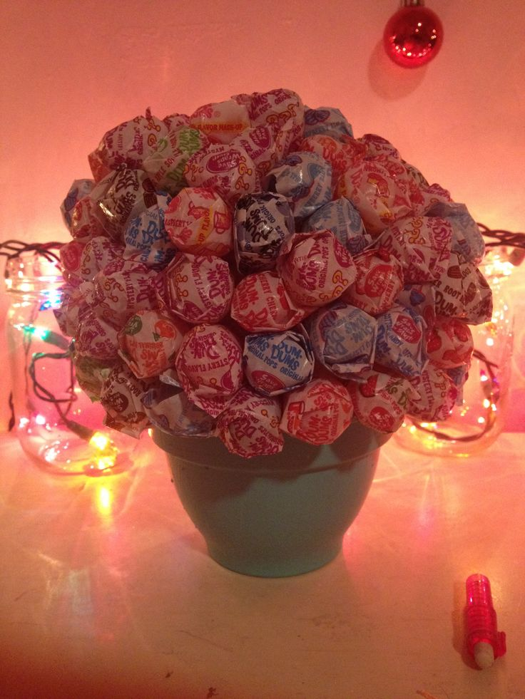 Make Your Own Diy Lollipop Bouquet Items You Ll Need