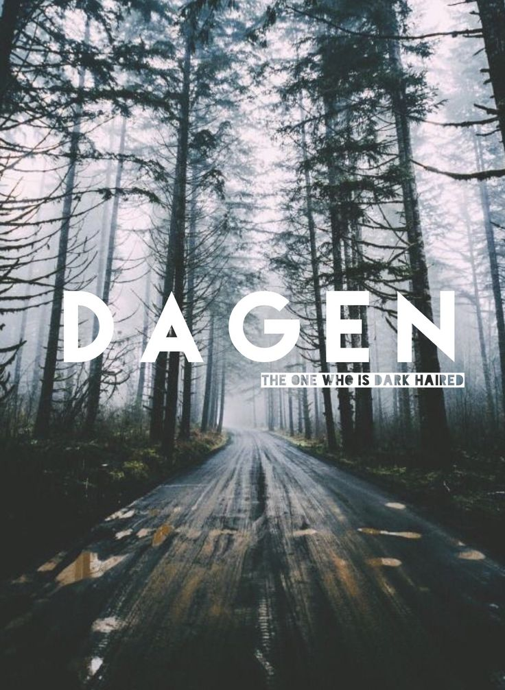 DAGEN, Meaning: the one who is dark haired, Scandinavian names