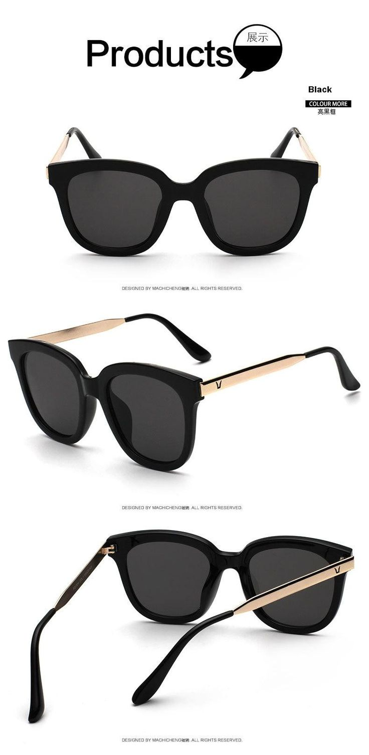 Aliexpress.com : Buy 2016 Women Sunglasses Luxury Fashion Vintage Sunglasses Women Original Brand Designer UV Sun Glasses Eyewear Gafas Oculos De Sol from Reliable sunglasses wood suppliers on YanYang International Company Ltd.  | Alibaba Group