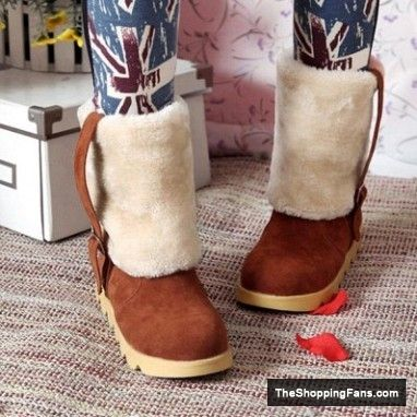 cute winter boots  The Shopping Fans