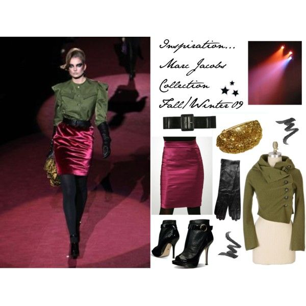 Inspired by Marc Jacobs, created by mzlorraine.polyvore.com