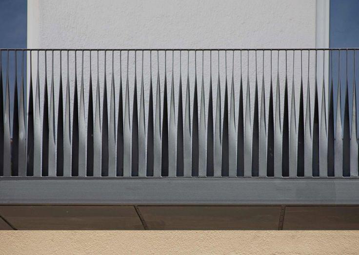 die besten 25 gel nder balkon ideen auf pinterest balkongel nder balkongel nder metall und. Black Bedroom Furniture Sets. Home Design Ideas
