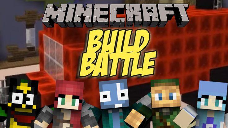 Minecraft : CAMION DEI POMPIERI - Build Battle Minigame w/Ulisse1996