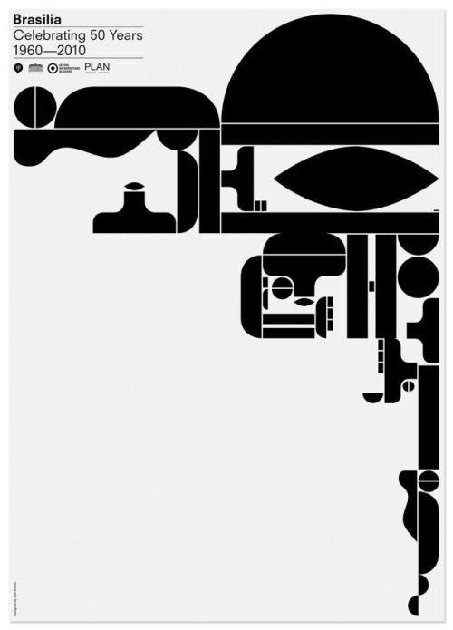 Open Studio / Brasília Prima / Brasília 50 / Poster / 2010
