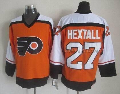 http://www.xjersey.com/flyers-27-hextall-orange-throwback-jerseys.html FLYERS 27 HEXTALL ORANGE THROWBACK JERSEYS Only $50.00 , Free Shipping!
