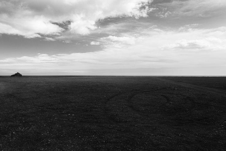 Black sands, Iceland by Fredrik Niva on 500px
