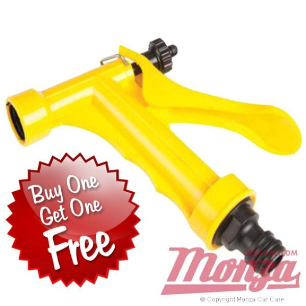 Monza Super Jet Spray Gun Garden or Car Wash **BUY 1 GET 1 FREE OFFER** in Vehicle Parts & Accessories, Car Accessories, Car Care & Cleaning | eBay