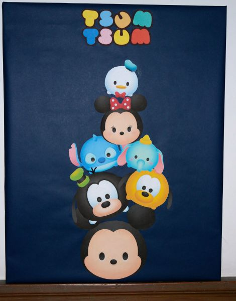 Making A Tsum Tsum Birthday Party!  HilaryStyle