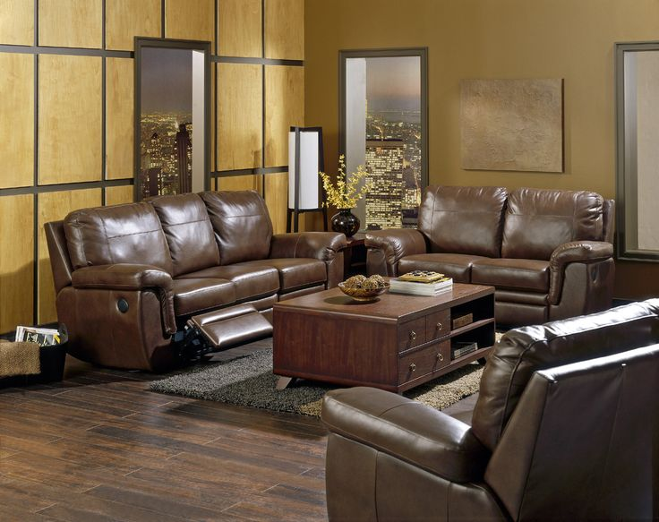 Brunswick Power Sofa Set | Palliser Furniture | Home Gallery Stores