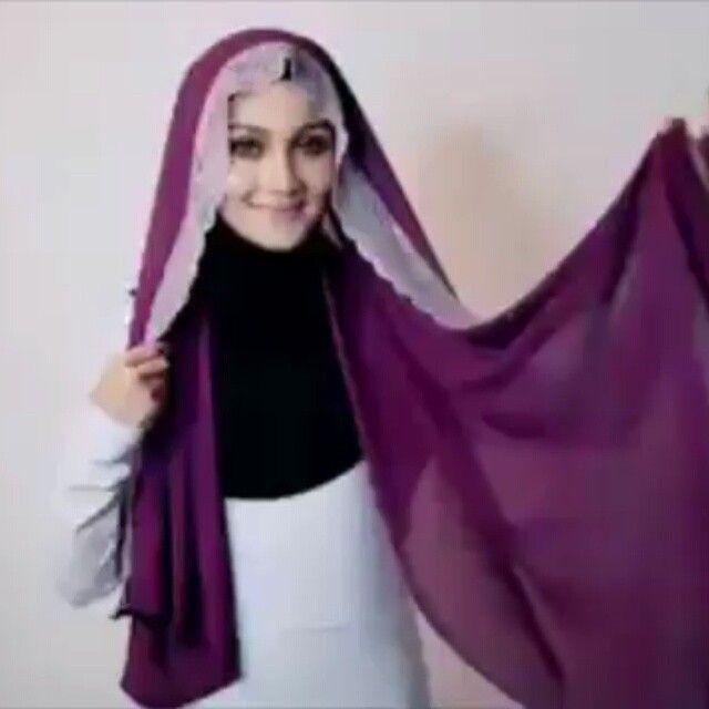 Shawl Tutorial (videotutorial )❤ Credit to the original owner of the tutorial. Selamat mencuba ! . . #bawal#bawallover #shawl#shawltutorials#videohijabtutorial# videotutorial #hijabtutorial #hijabtutorials #tutorialhijab #wanitahariini #wanitaanggun #hijabonline #shawlterkini#tudungcantik#hijabtrend#hijabfashion #hijabis#hijabster#hijabstyling#hijabstyle#hijabmalaysia#hijabworld#hijabchic#ootdhijab#hijabisootd#hijabcommunity#followme#malaysia