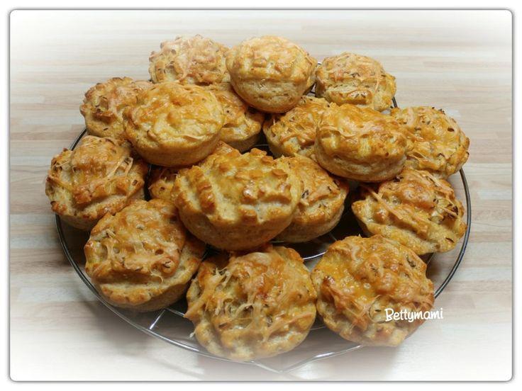 Túrós pogácsa | Betty hobbi konyhája