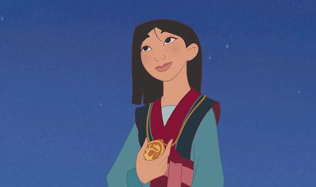Mulan- INFJ. Mulan is also complex, but we know she's resourceful, timid (at first), insecure, loyal, cunning, works well independently, and fears doing the wrong thing.