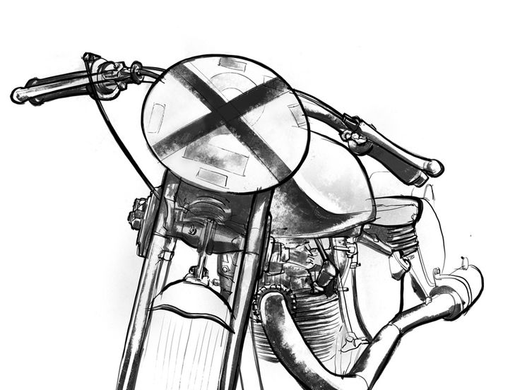 Wiring A Motorcycle Cafe Racer