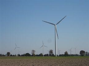 Margonin - Największa farma wiatrowa w Polsce. Atrakcje turystyczne Margonina. Ciekawe miejsca Margonina