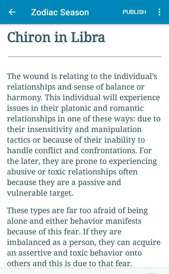 LIBRA | What is Your Deepest Emotional Wound, According To Chiron