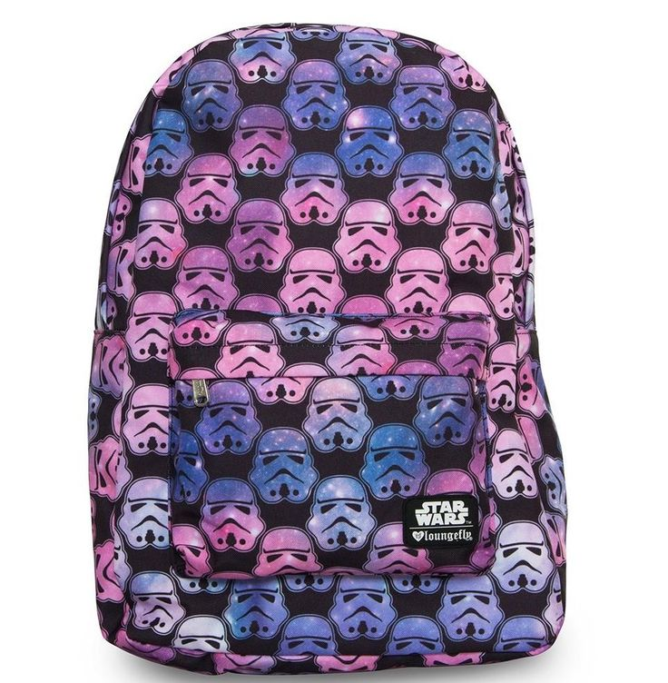 Cosmic Stormtrooper Backpack - Star Wars
