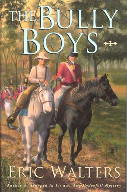 "As if I have to tell teachers about Eric Walters. My kids think he is a fantastic writer, and I agree. I read my grade 7's ""the Bully Boys"" last year for a read aloud during my war of 1812 history section. When i said this is a great historical book, they said aaaarrrrg, then I said, ""It's by Eric Walters"" they said, "" AAhhhh okay then!!"""