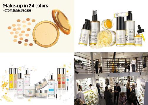 Cremer, pleje og make-up    suki skin care - The Organic Pharmacy - Jane Iredale - Økologisk hårfarve - Økologisk hudpleje - Logona - pure shop
