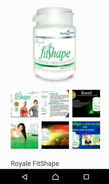Be fit try fitshape