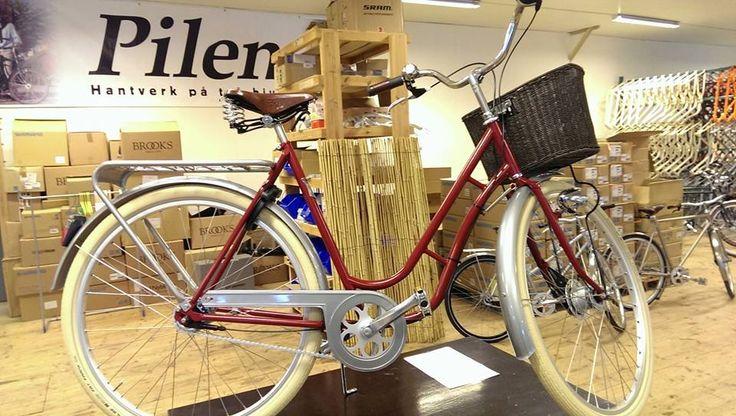 #Pilen bicicleta clasica www.avantum.info/pilen