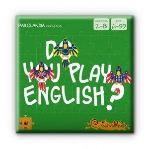 DO YOU PLAY ENGLISH