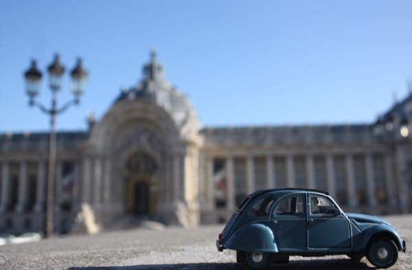"JansFrance2CV  🚗 Week #22 PARIS PHOTO CHALLENGE: Think you know Paris? Each week I will be posting a picture of my Citroen 2CV car in front of a famous Parisian monument or location. Follow the challenge using the hashtag #JansFrance2CV on Twitter or Instagram or check out my website and make your guess. At the end of each week I will post the answer on my website under ""Paris""🇫🇷"