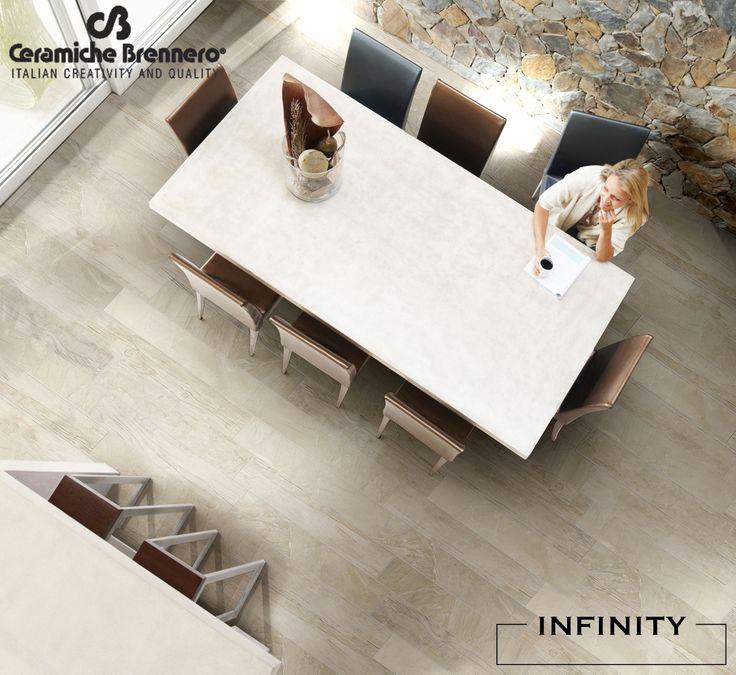 http://www.brennero.com/infinity/ #gresporcellanato #madeinitaly #gres #design #tiles