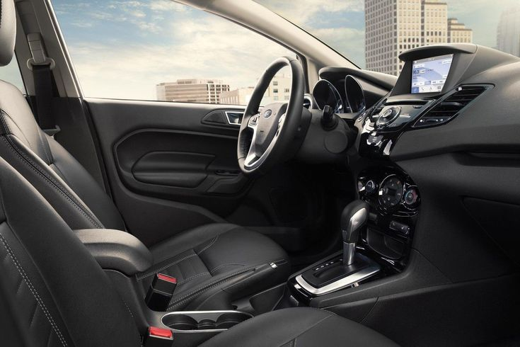 2018 ford fiesta titanium interior with sync 3 and more ford fiesta pinterest ford 2019. Black Bedroom Furniture Sets. Home Design Ideas