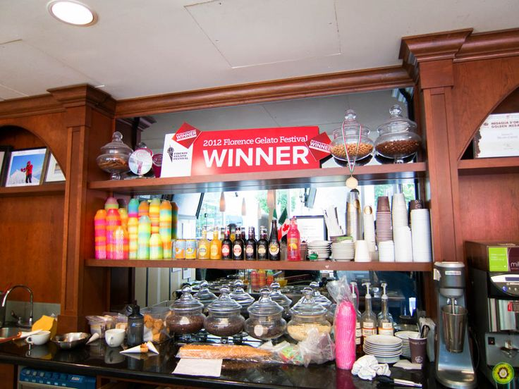 @Tekneitalia - Bella gelateria ice cream shop Winner of the 2012 Florence Gelato Festival