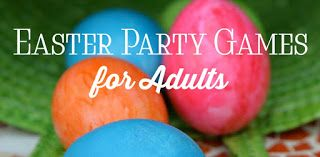 Your Unforgettable Easter Starts with These 3 Party Games for Adults!