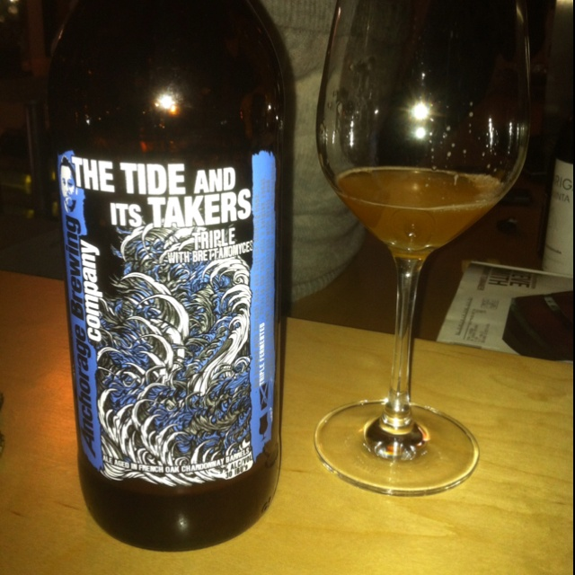 Anchorage Brewery - The Tide and it's Takers