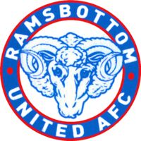 1966, Ramsbottom United F.C. (England) #RamsbottomUnitedFC #England #UnitedKingdom (L16425)