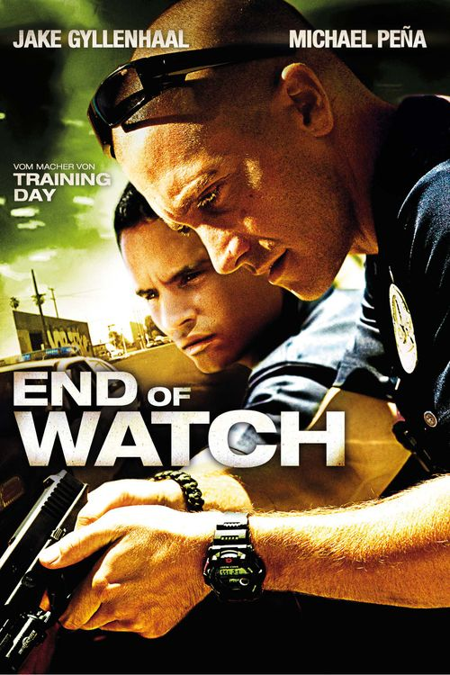 Watch End of Watch Full Movie Online