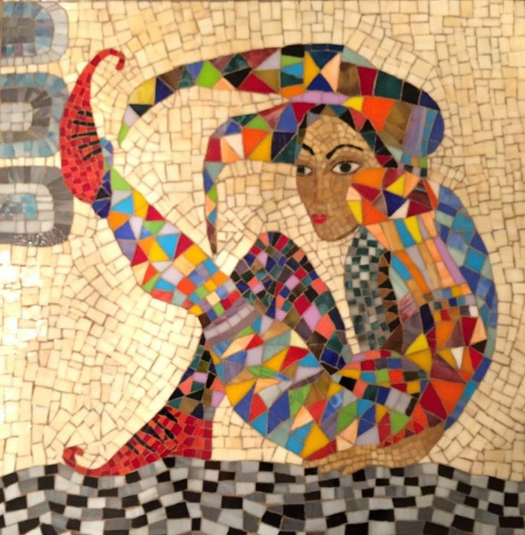 183 best mosaic images on Pinterest | Mosaic, Mosaic art and Mosaics