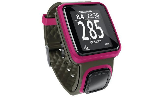 TomTom Multi-Sport GPS Watch: For those who want to include swimming in their running, cycling, workout routine. Price: $249