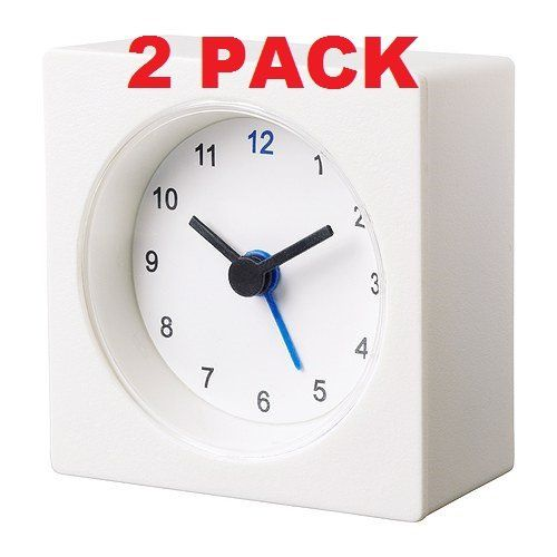 Best 25 ikea clock ideas on pinterest wall clock hanging wall cool ikea clock alarm decorative styling 2 pack 3 gumiabroncs Gallery