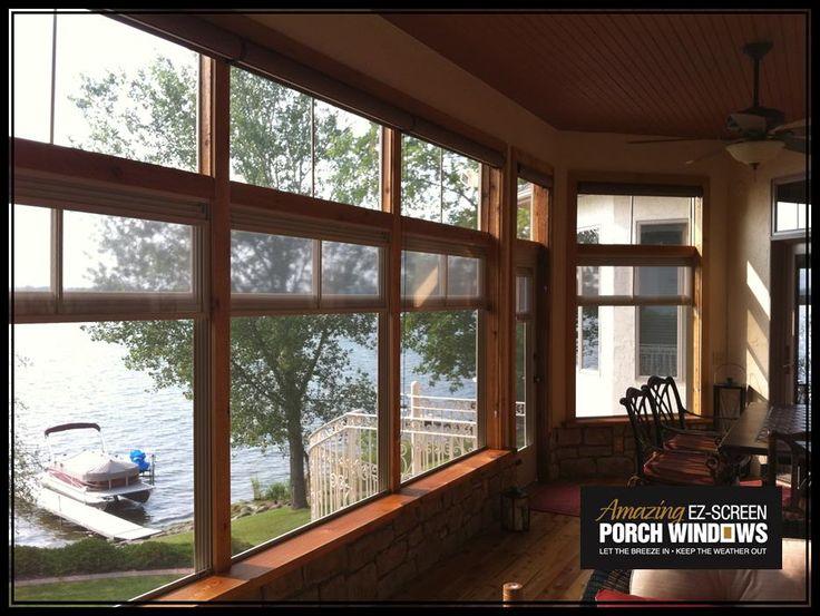 Decorating Porch Windows And Screens Inspiring Photos