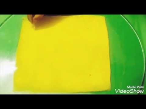 Magic finger bud// rangoli by nidhi jain - YouTube