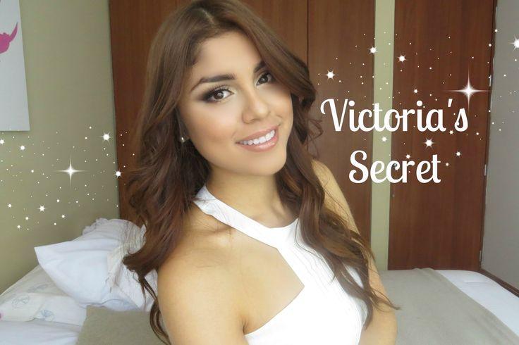 Maquillaje inspirado en Victoria's Secret♡