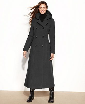 51 best Style - Coats images on Pinterest | Wool blend, Double ...