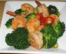 Resep Ca Brokoli Dengan Udang