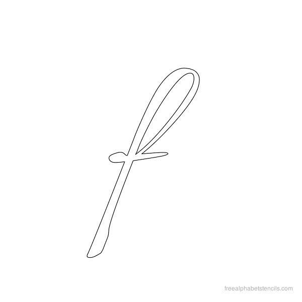 Worksheets F In Cursive the 17 best images about cursive on pinterest initials allura alphabet f