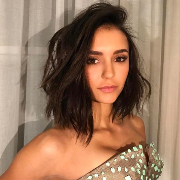 3 Hair Trends That Will Be Huge In L.A. This Year  #refinery29  http://www.refinery29.com/los-angeles-hairstyle-trends#slide-9  Blunt-Yet-Textured EndsStylist: Riawna CapriSalon: Nine Zero OneWhat To Ask For: A strong perimeter (to achieve the blunt finish) with chop...