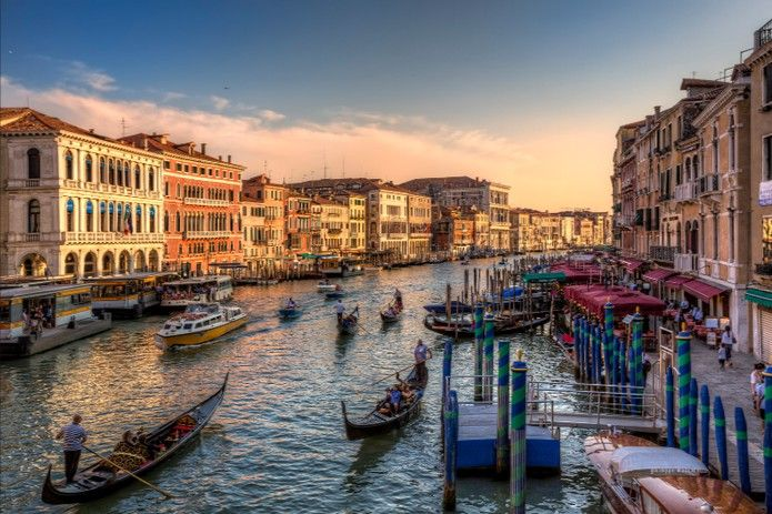 Top 10 Tourist Attractions in Venice