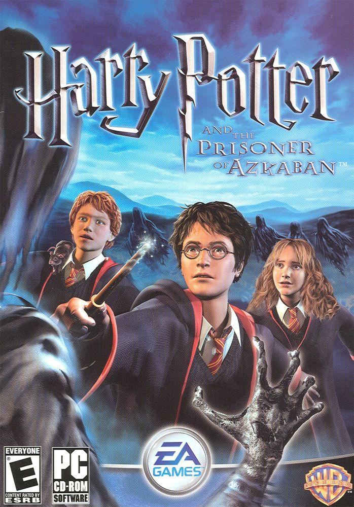Harry Potter: Prisoner of Azkaban PC - A great game
