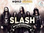 Slash Live in Dubai 2013