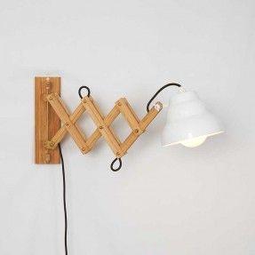 Scissor Wall White - Lamp