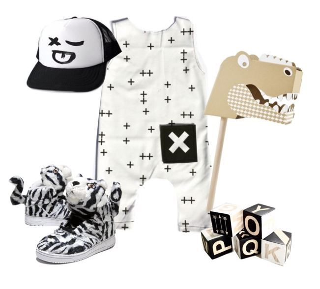 TRIBE+PAX // FLATLAY FEATURE BY BOYS ON TRENDRomper: Tribe + PaxShoes: Addidas Originals by Jeremy SCOTTHat: PocopatoBlocks: Babee & MeLittle Roar: Abacus Kids