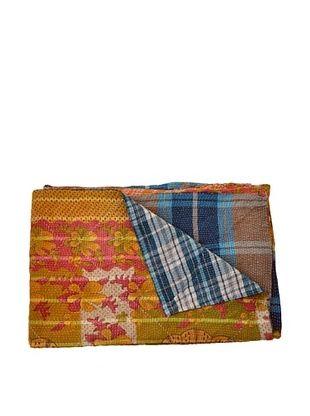 49% OFF Vintage Kantha, Multi